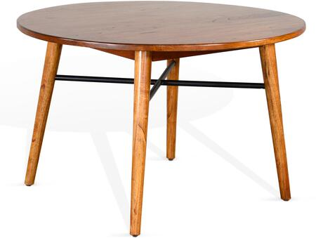 1098CN American Modern Round Table  in