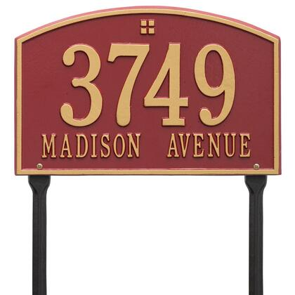 Whitehall Products 1178RG Address Plaques, Main Image