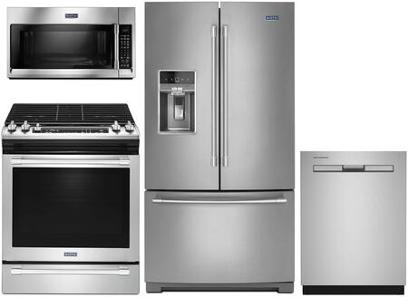 Maytag 1009967 Kitchen Appliance Package & Bundle Stainless Steel, main image