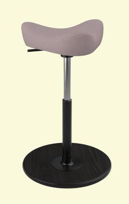 Varier Move Small MOVESMALL2700BREEZEFUSIONBF4301BLKSMBLK Office Stool, Main Image