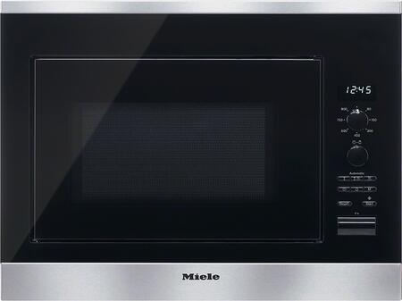 Miele DirectSelect M6040SC Built-In Microwave Stainless Steel, M6040SC Built-In Microwave Oven