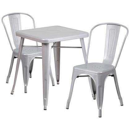 Flash Furniture CH31330230SILGG