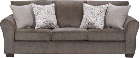 Lane Furniture Harlow 165704QHARLOWASH Sofa Bed Gray, Sofa Bed