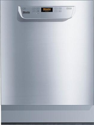PG8056U208 24″ Built-Under Fresh Water Dishwasher with 380 Plate per Hour Performance  ADA Complaint  208