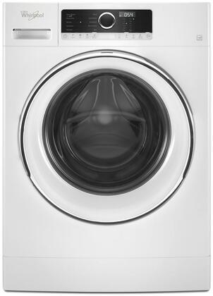 Whirlpool  WFW5090JW Washer White, WFW5090JW Front View