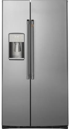 Cafe  CZS22MP2NS1 Side-By-Side Refrigerator Stainless Steel, CZS22MP2NS1 Main Image