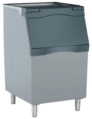 Scotsman  B530P Ice Bins and Dispenser Stainless Steel, Main Image