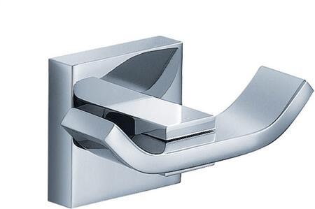Kraus Aura KEA14401CH Bathroom Hooks Silver, Chrome