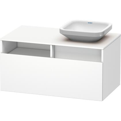 Duravit DuraStyle DS6784R1818 Sink , DS6784R1818 Duravit White Matt Front White Matt Body