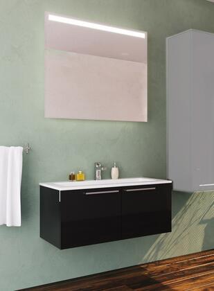 Casa Mare Aspe ASPE100GB40 Sink Vanity Black, Main image