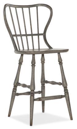 Hooker Furniture CiaoBella 58057536196 Bar Stool, Silo Image