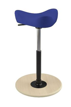 Varier Move Small MOVESMALL2700DINIMICA8402NATHIBLK Office Stool, Main Image