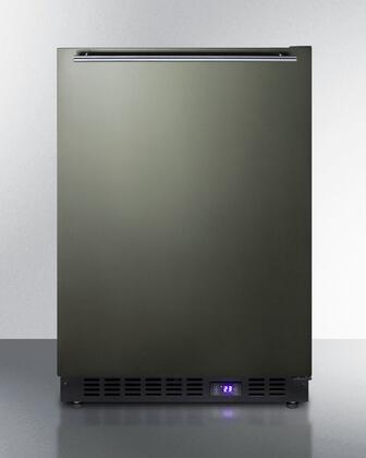 Summit SCFF53BXKSH Upright Freezer, 1