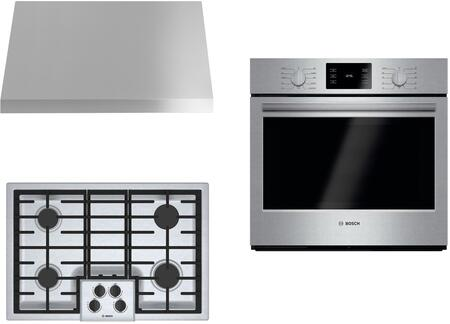 Bosch 1107777 Kitchen Appliance Package & Bundle Stainless Steel, Main image