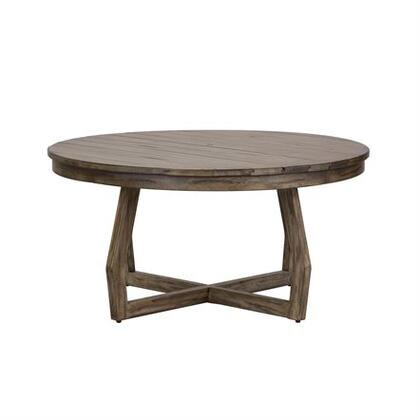 Liberty Furniture Hayden Way 41OT1010 Coffee and Cocktail Table Brown, Main view