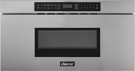 Dacor Contemporary DMR30M977WS Microwave Drawer Stainless Steel, DMR30M977W Microwave Drawer