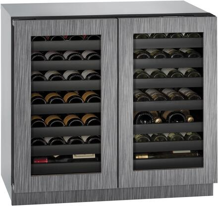 U-Line Modular 3000 U3036WCWCINT00B Wine Cooler 51-75 Bottles Panel Ready, Main Image