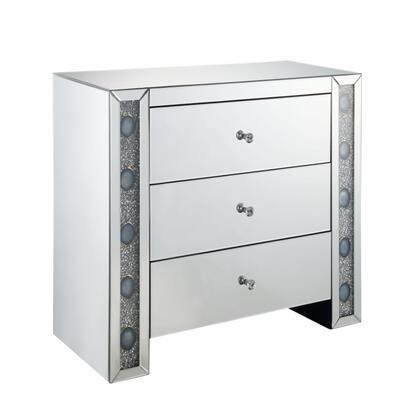 Acme Furniture Sonia 90322 Console Silver, Console