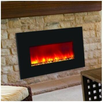 Amantii Insert INSERT304026 Fireplace Insert Black, 1