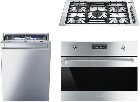 Smeg 1054476 Kitchen Appliance Package & Bundle Stainless Steel, main image