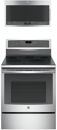 GE Profile 683974 Kitchen Appliance Package & Bundle Stainless Steel, main image