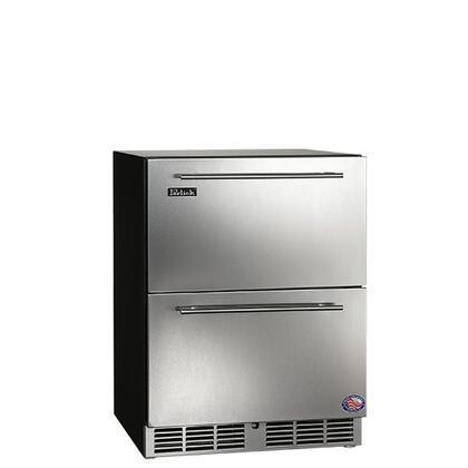 Perlick  HA24FB5 Drawer Freezer Stainless Steel, 1