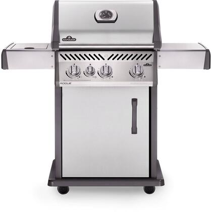 Napoleon Rogue R425SBNSS Natural Gas Grill Stainless Steel, Main Image