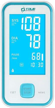True Integral B05 Blood Pressure Monitor White, Main Image