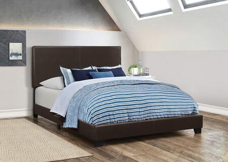 Coaster Dorian 300762Q Bed Brown, Main Image