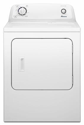 Amana  NED4655EW Electric Dryer White, Main Image