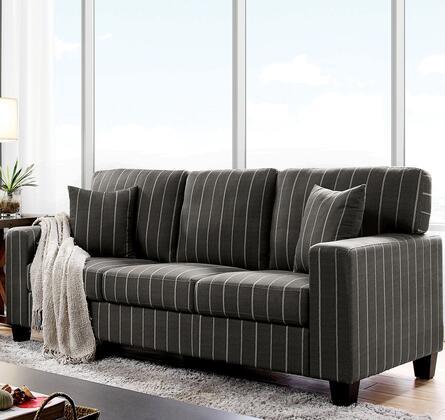 Furniture of America Pingree CM6034SF Stationary Sofa , Main Image