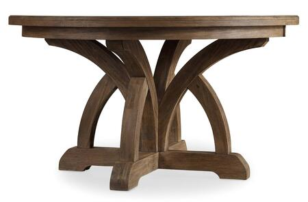 Hooker Furniture Corsica 518075203 Dining Room Table Brown, Main Image