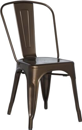 Chintaly  8022SCCOP Patio Chair , 8022SCCOP