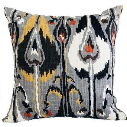 Plutus Brands Tigerlily PBRA22502424DP Pillow, PBRA2250