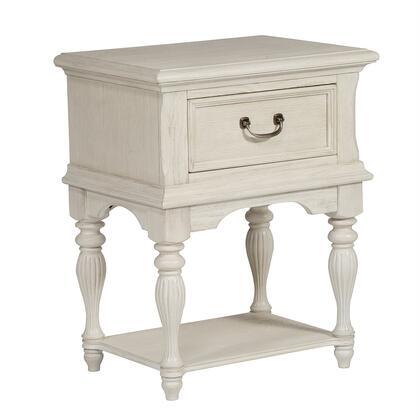 Liberty Furniture Bayside 249BR62 Nightstand White, 249 br62 2