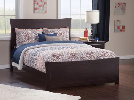 Atlantic Furniture Metro AR9036031 Bed Brown, main image AR9036031 CROP