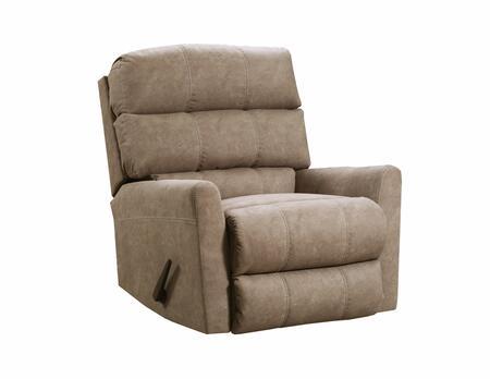 Lane Furniture Palermo U246P19PALERMOKHAKI Recliner Chair Brown, Recliner