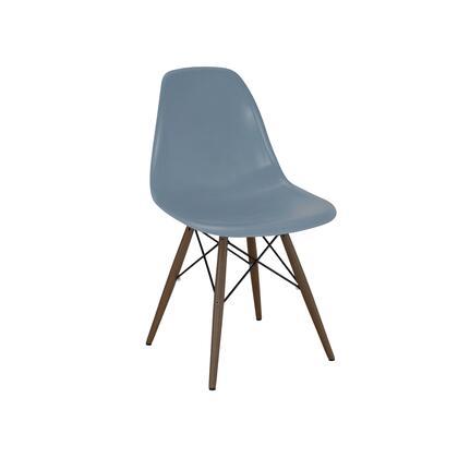 Design Lab MN Trige LS9400SLAWAL Accent Chair Blue, 98c3f547 186f 4d1e 9307 1e84367ca206
