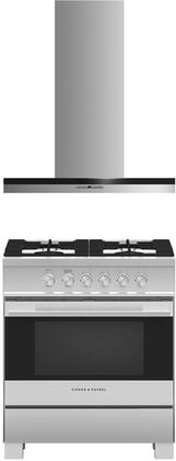 Fisher Paykel 1125144 Kitchen Appliance Package & Bundle Stainless Steel, main image