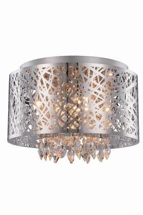 Elegant Lighting 2113DF16CRC Ceiling Light, Image 1