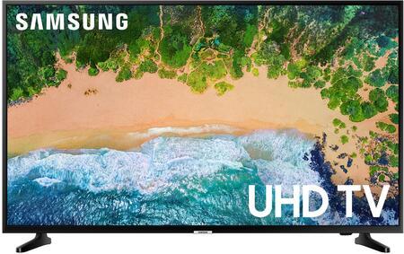 Samsung NU6900 UN55NU6900BXZA LED TV Black, Main Image