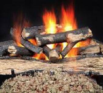 Majestic FVW18 Wood Log, Main Image