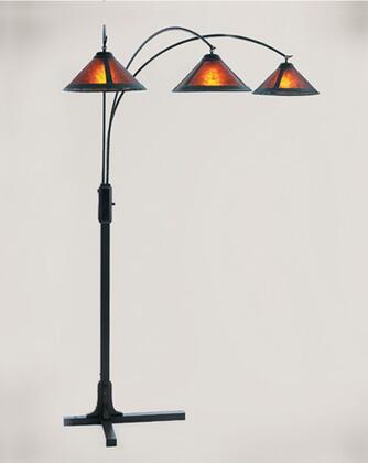 Nova Mica 4212BZ Floor Lamp, 1