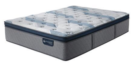 iComfort by Serta Blue Fusion 300 5008205731010 Mattress Gray, 1