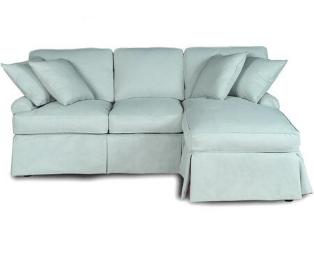 Sunset Trading Horizon SU117678391043 Sofa Bed Blue, Main Image