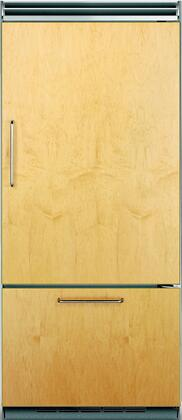 Viking 5 Series FDBB5363ER Bottom Freezer Refrigerator Panel Ready, Panel Ready Model