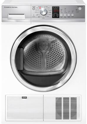 Fisher Paykel 5 Series DE4024P2 Electric Dryer White, Main Image