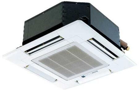 Mitsubishi SLZKF09NATH Mini Split Indoor Unit White, 1