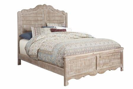 Progressive Furniture Chatsworth B643323327 Bed Brown, Main Image