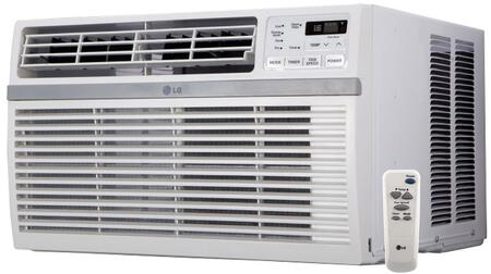 LG LW1816ER Window and Wall Air Conditioner White, Main View